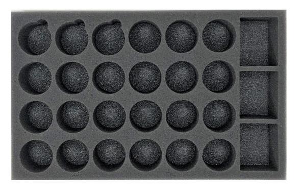 Halfling Blood Bowl Team Foam Tray (FF-1.5)
