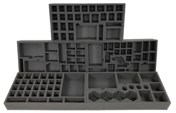Warhammer Blackstone Fortress Horizontal Foam Kit for the P.A.C.K. 432 (BFM)