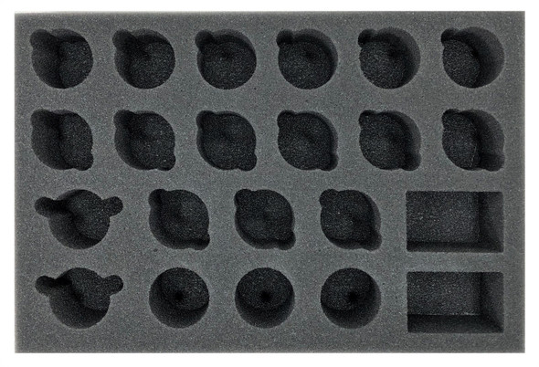 Middenheim Maulers Blood Bowl Team Foam Tray (BFS-2)