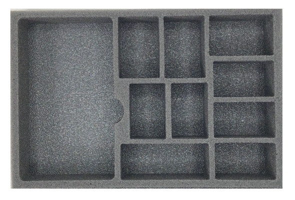 Warhammer Quest Blackstone Fortress No Respite Expansion Foam Tray