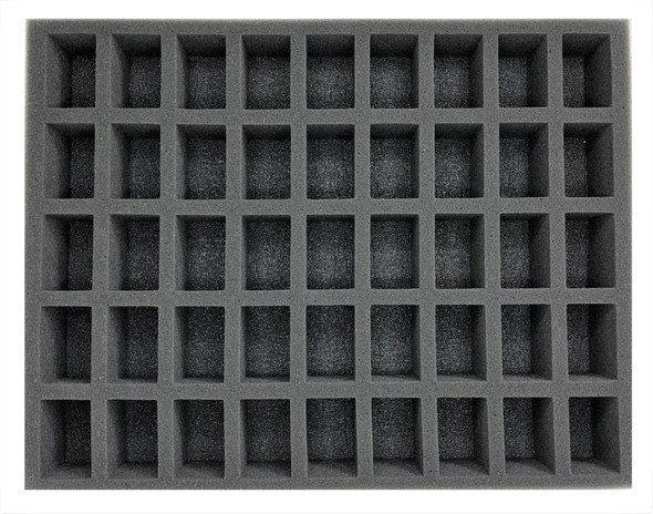 New Necron Warrior/Cryptothrall Foam Tray (BFL-1.5)