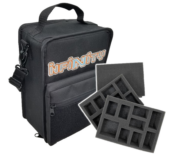 Infinity Beta Bag 2.0 Half Tray Load Out