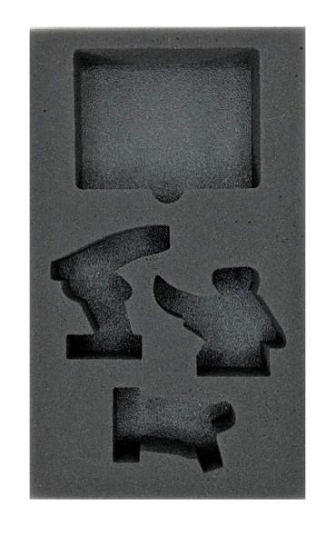 Warhammer Underworlds: Beastgrave Morgok's Krushas Foam Tray (BFB5-1.5)