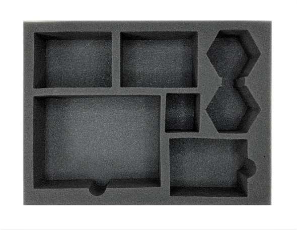 Warhammer Quest: Blackstone Fortress Ascension Expansion Foam Tray