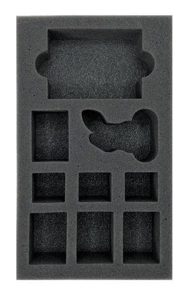 (Godtear) Blackjaw Champion Expansion Foam Tray (BFB.5-2)