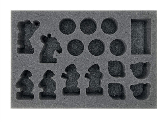 Second Season Imperial Nobility Blood Bowl Team Foam Tray (BFS-2)
