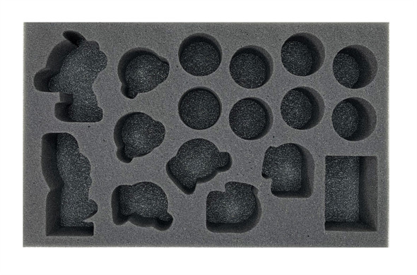 Second Season Black Orc Blood Bowl Team Foam Tray (FF-2)