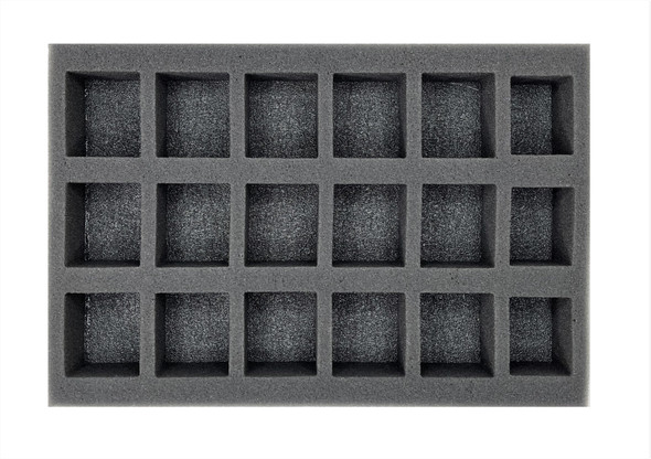 (Necromunda) Goliath Gang Foam Tray (BFS-1.5)