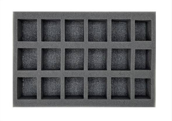 (Necromunda) Goliath Gang Foam Tray (BFS-1.5)