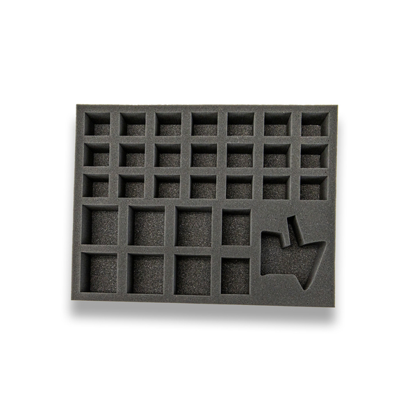 Age of Sigmar Hedonites of Slaanesh Sigvald 22 Archers 9 Fiendbloods Foam Tray (BFL-2.5)