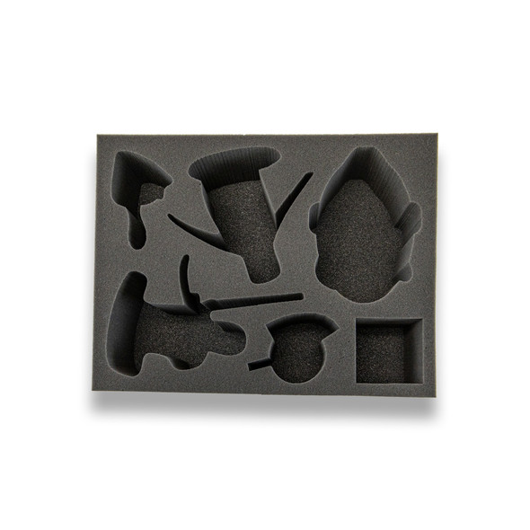Age of Sigmar Hedonites of Slaanesh Large Character Foam Tray (BFL-5)