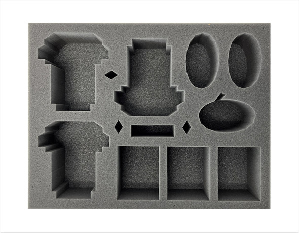 (Space Marine) 3 Storm Speeder 3 Outrider 3 ATV Foam Tray (BFL-3)