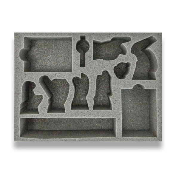 Warhammer Underworlds Direchasm Core Game Box Foam Tray