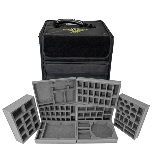 (352) P.A.C.K. 352 Molle Warhammer Quest Cursed City Load Out (Black)