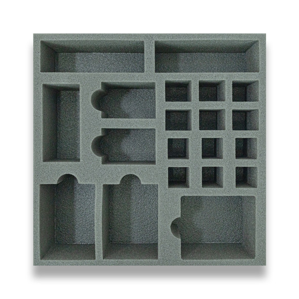 Zombicide Washington Z.C. Foam Tray for Expansion Game Box