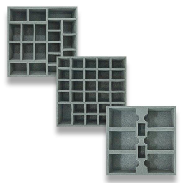 Marvel United Kickstarter Exclusive Game Box Foam Tray Kit