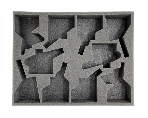 Age of Sigmar Soulblight Gravelords Blood Knights Foam Tray (BFL-2)