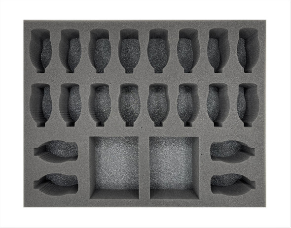 Age of Sigmar Soulblight Gravelords Vyrkos Foam Tray (BFL-2.5)