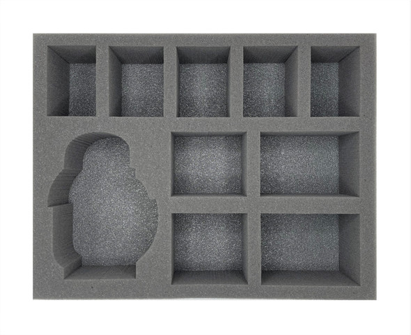 Age of Sigmar Lord Kroak and Character Foam Tray (BFL-3.5)