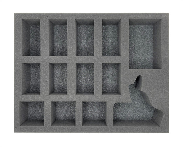 Age of Sigmar Warsong Revenant and Character Foam Tray (BFL-3)