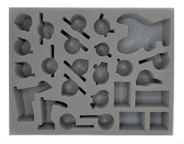 Age of Sigmar Stormcast Eternals Dominion Heroes and Troops Foam Tray (BFL-2.5)