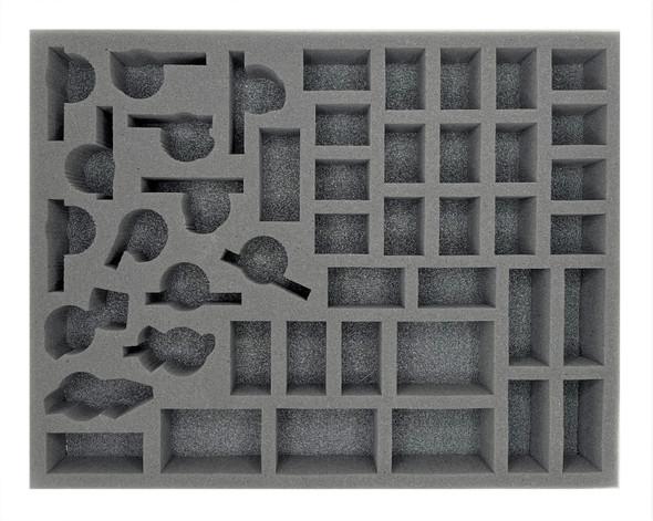 Age of Sigmar Orruk Kruleboyz Dominion Troops Foam Tray (BFL-2)