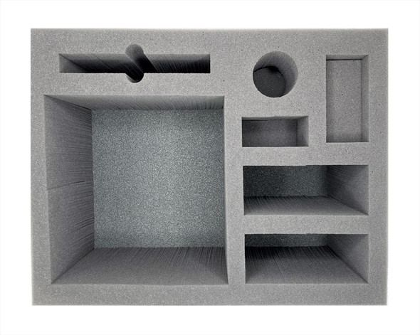 Marvel Crisis Protocol NYC Apartment Building with Loose Add-Ons Foam Tray (BFL-7)