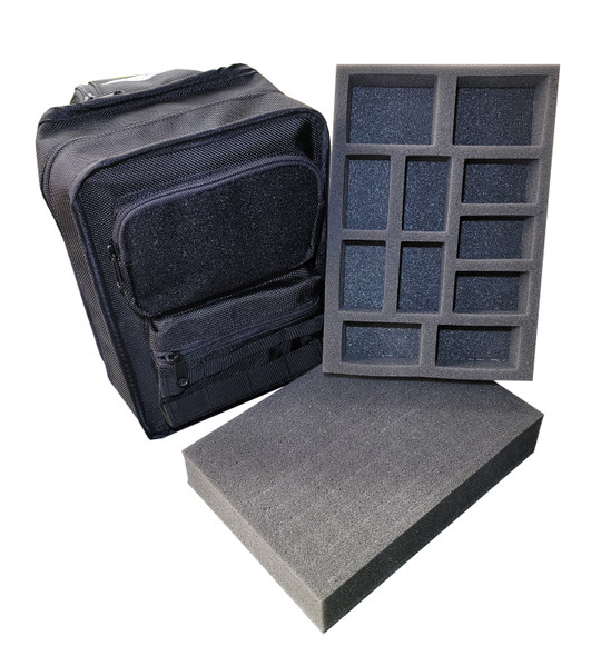 P.A.C.K. SB Shoulder Bag Player's Kit Load Out (Black)