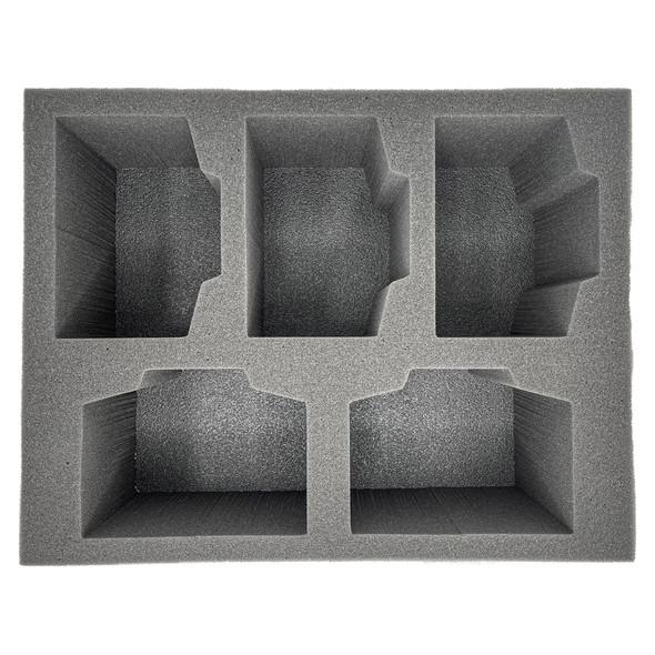 (Ork) 5 Deff Dread Foam Tray (BFL-4.5)