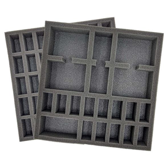 The Walking Dead No Sanctuary Board Game Foam Tray Kit