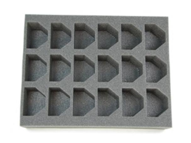 (Tyranids) 18 Ravener Foam Tray (BFL-3)