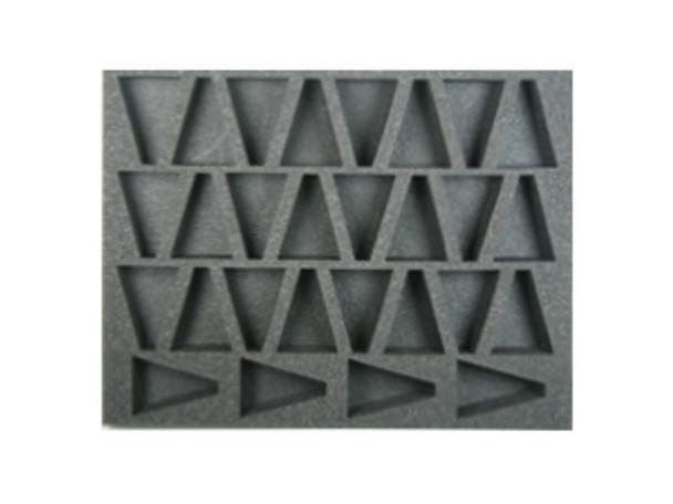 (Tyranids) 28 Hormagaunt Foam Tray (BFL-1.5)