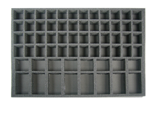 (Gen) 48 Small Model 16 Large Model Troop Foam Tray (BFL-1.5)
