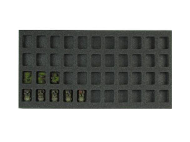 (Gen) Flames of War 44 HQ Foam Tray (BFM-1)
