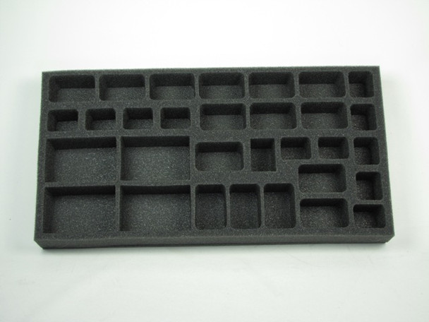 (US) Flames of War US First Special Service Force Foam Tray (US02BFM-1.5)