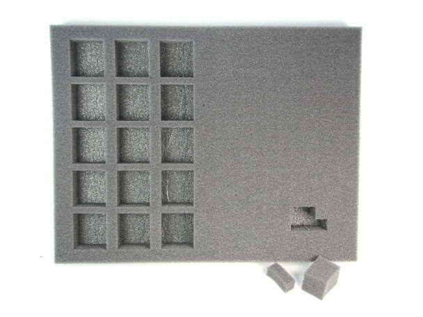 Larger Troop Pluck Hybrid Foam Tray (BFL-1.5)