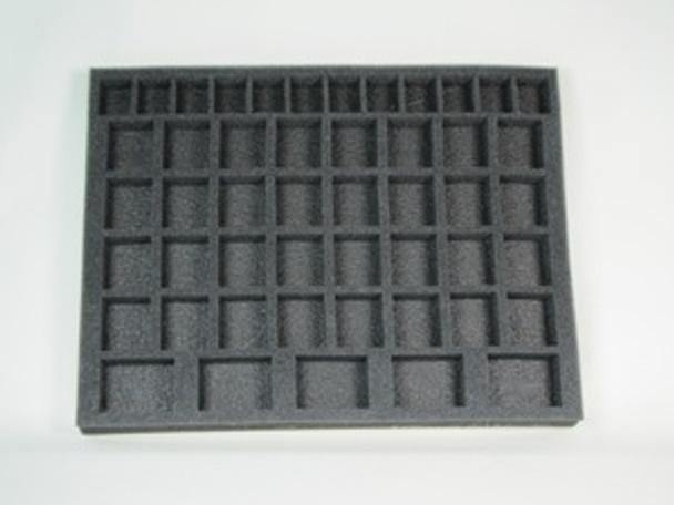 (Gen) 12 Small 32 Medium 5 Large Troop Foam Tray (BFL)