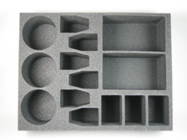 (Ork) Ork Vehicle Foam Tray (O06BFL-4)