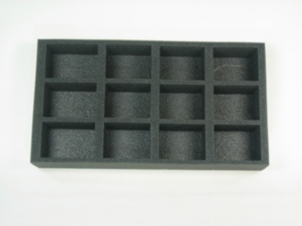 (W/H) Warmachine/Hordes Warjack Warbeast Foam Tray (PP-2.5)