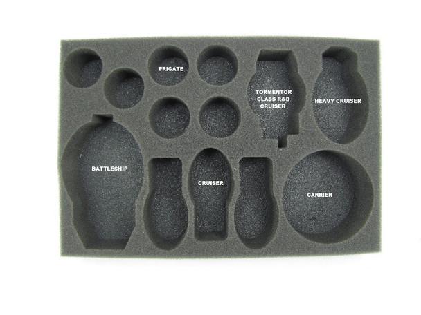 The Directorate Starter Box Foam Tray (BFS-1.5)