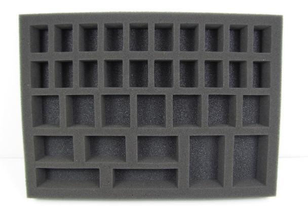 34 General Troop Foam Tray for the Shield/Spear Bag (GW-1.5)