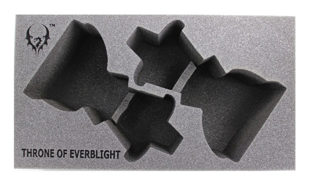 (Legion) 2 Throne of Everblight Battle Engine Foam Tray (PP-5)