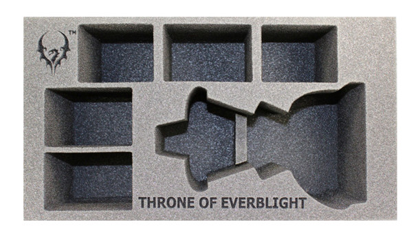 (Legion) 1 Throne of Everblight Battle Engine Foam Tray (PP-5)