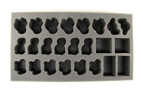 (Cryx) New Cryx Bane Thralls Troop Foam Tray (PP-2)