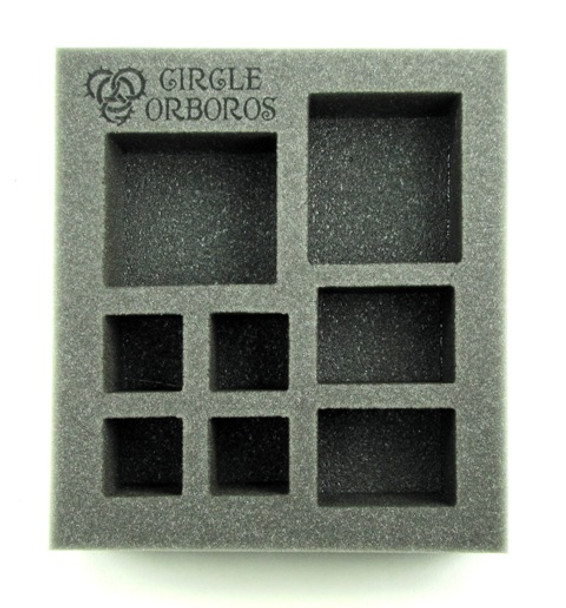 Circle Orboros Starter Demo Half Foam Tray (PP.5-2.5)