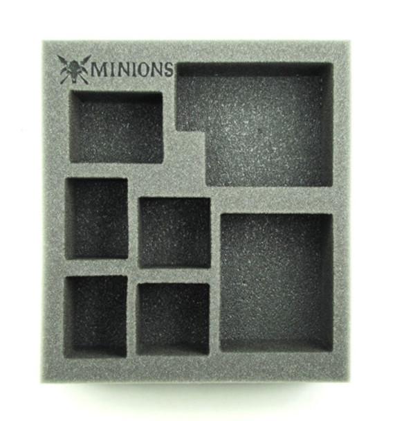 Minions Starter Demo Half Foam Tray (PP.5-2.5)