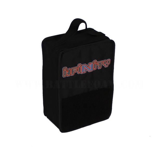 Infinity Beta Bag Half Tray Load Out