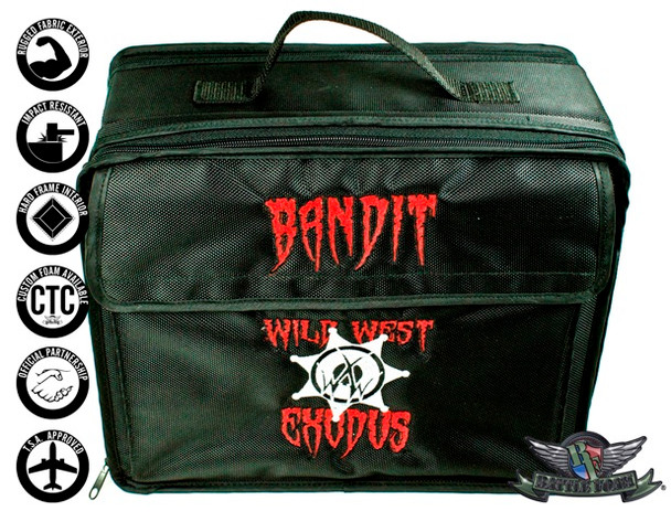 (Clearance) Wild West Exodus Bandit Bag Standard Load Out