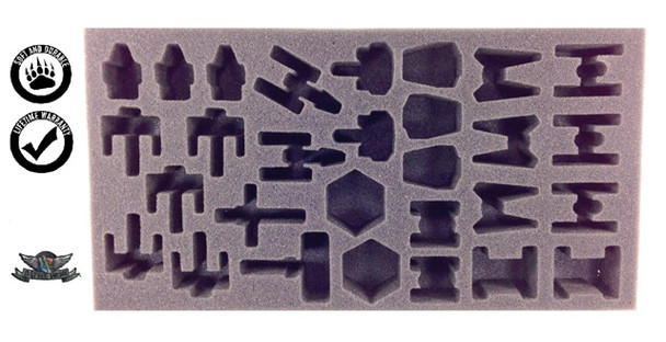 Star Wars Rebel and Imperial Foam Tray (BFM-1.5)