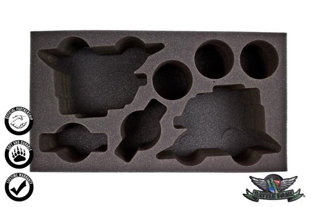 (Enlightened) 2 Doomsday 2 Iron Horse 3 Monocav Foam Tray (WWX-4)